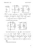 Giải bài tập Điện kỹ thuật ( Trung cấp ) part 7