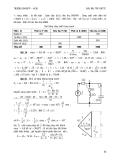 Giải bài tập Điện kỹ thuật ( Trung cấp ) part 8