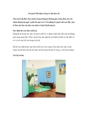 Bí quyết tiết kiệm trang trí nhà đón tết