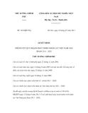 Quyết định số 1216/QĐ-TTg