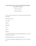 MẪU BẢN ĐỀ NGHỊ ĐĂNG KÝ CƠ SỞ ĐÀO TẠO BỒI DƯỠNG NGHIỆP VỤ QUẢN LÝ DỰ ÁN GIÁM SÁT THI CÔNG XÂY DỰNG CÔNG TRÌNH