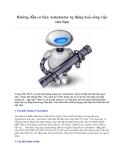 Hướng dẫn cơ bản Automator tự động hoá công việc của bạn  Trong Mac OS X, có