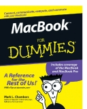 MacBook FOR  DUMMIES phần 1