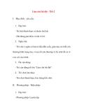 Giáo án âm nhạc lớp chồi: Làm chú bộ đội - Tiết 2