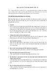 Bài 4: Quản lý rủi ro trong đầu tư
