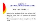 Bài giảng Quản trị chiến lược - Chương 4