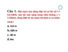 Bài giảng vật lý : Sóng điện từ part 5