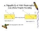 Bài giảng vật lý : Sự truyền ánh sáng - Sự phản xạ ánh sáng gương phẳng part 2