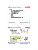 Chương 2. Mạng LAN và vấn đề lớp 1 và 2