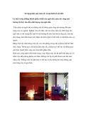 Sử dụng hiệu quả màu sắc trong thiết kế nội thất