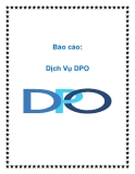 Báo cáo: dịch vụ DPO