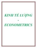KINH TẾ LƯỢNG - ECONOMETRICS