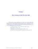 Giáo trình lập trình nâng cao - Chương 3