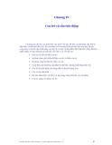 Giáo trình lập trình nâng cao - Chương 4