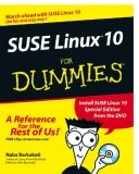 SUSE Linux 10 for dummies phần 1