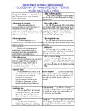 Thuật ngữ quản lý dự án