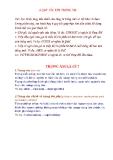 6 qui tắc tìm trọng âm