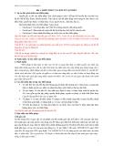 Giáo trình về LUẬT HIẾN PHÁP VIỆT NAM - Bài 1&2