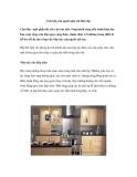 Căn bếp của người phụ nữ hiện đại
