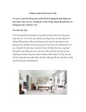 Những sai lầm khi tự trang trí nhà
