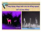 Bài giảng vật lý : Tia hồng ngoại và tia tử ngoại part 6