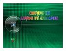 Bài giảng vật lý : Hiện tượng quang điện part 1