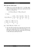 Bài giảng đồ họa : Các phép biến đổi trong đồ họa hai chiều part 3