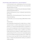 Chính sách Xuất khẩu chè tại CTy TNHH Thương mại Đại Lợi - 4
