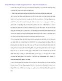 Quy trình thực hiện hợp đồng xuất khẩu gốm sứ tại Cty TOCONTAP - 5