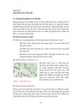 Cơ sở dữ liệu và hệ thông tin địa lý GIS - Chương 2