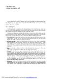 Hướng dẫn sử dụng phần mềm đồ họa Mapinfo - Chương 8