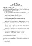 Bài giảng kỹ thuật thi công  - Chương 4