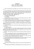 Bài giảng kỹ thuật thi công  - Chương 5