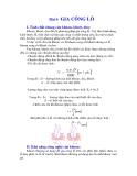 NGUYÊN LÝ CẮT - HỌC TRÌNH 2 TIỆN - CẮT REN - BÀO (XỌC) GIA CÔNG LỖ - BÀI 4