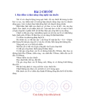 NGUYÊN LÝ CẮT - HỌC TRÌNH 3 PHAY – CHUỐT – CẮT RĂNG – MÀI - BÀI 2