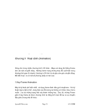 Cở lý thuyết của MAYA - Chương 5