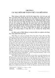 Thủy văn và thủy động lực biển Đông - Chương 2