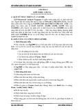 Phần mềm tính toán kết cấu SAP 2000 - Chương 1