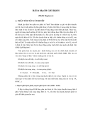 THỰC TẬP KỸ THUẬT SỐ - BÀI 8