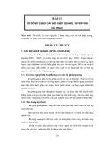 Thực tập vô tuyến đại cương - Bài 13