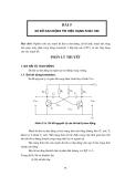 Thực tập vô tuyến đại cương - Bài 5