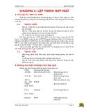 Tài liệu vi xử lý - Chương 3