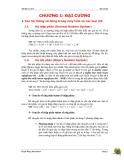 Tài liệu vi xử lý - Chương 1