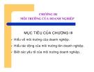 Bài giảng Nguyên lý Quản trị học - Chương 3