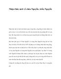 Nhận thức mới về chúa Nguyễn, triều Nguyễn