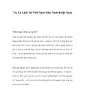 Vụ Án Lịch Sử Việt Nam-Yiệc Nam-Byiệt Nam