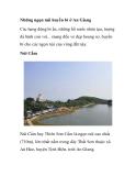 Những ngọn núi huyền bí ở An Giang
