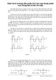 Giáo trình hướng dẫn phân tích các loại diode phân cực trong bán kì âm tín hiệu p1