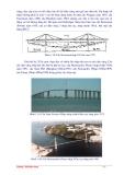 Giáo trình hướng dẫn phân tích đặc điểm chung về kết cấu của cầu kim loại p3