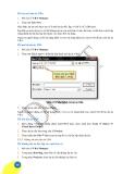 Giáo trình hướng dẫn phân tích ứng dụng lập trình bằng  ngôn ngữ visual basic trên excel p8